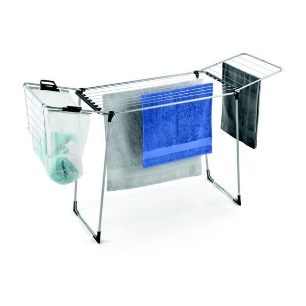 Kinyitható ruhaszárító csíptethető zsákkal - Metaltex