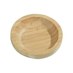 Bambusové servírovací prkénko Mihijo, průměr8cm