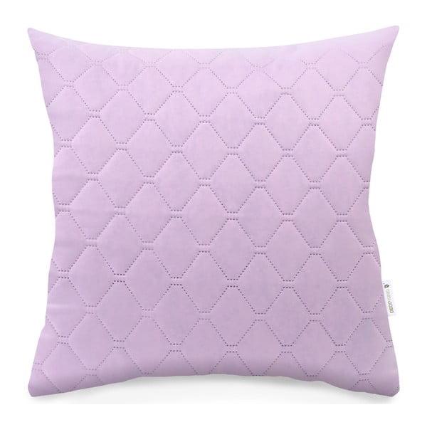 Fioletoworóżowa poszewka na poduszkę z mikrowłókna DecoKing Axel, 40x40 cm