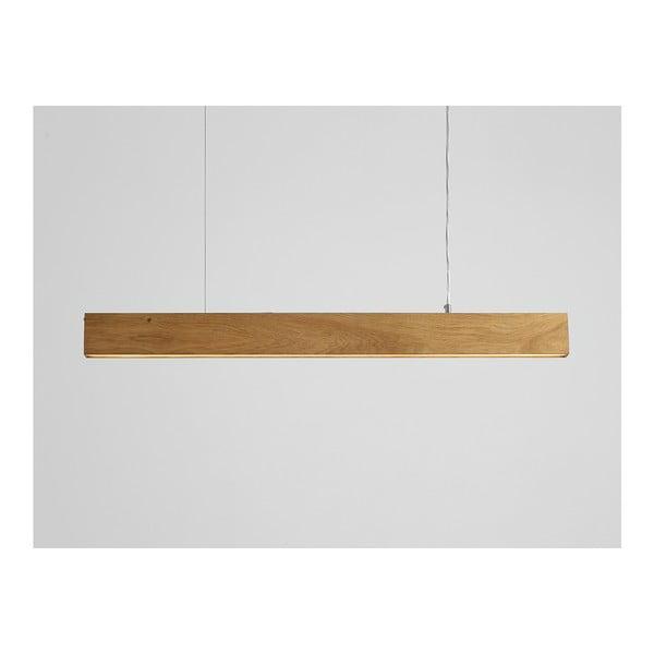 Lustră din lemn de stejar Custom Form Line Plus L