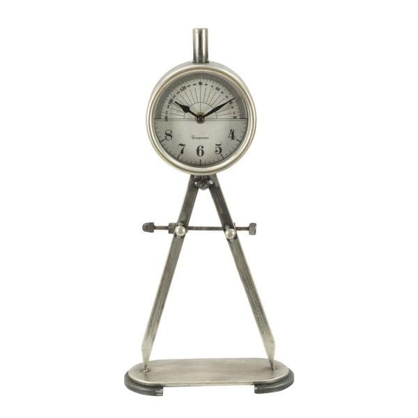 Stolní hodiny Mauro Ferretti Compaso, 21 x 43 cm