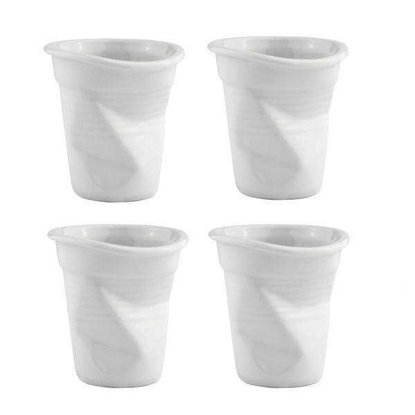 Sada porcelánových hrnků 0,1 l, 4 ks