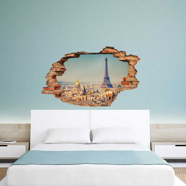 Naklejka Paris View