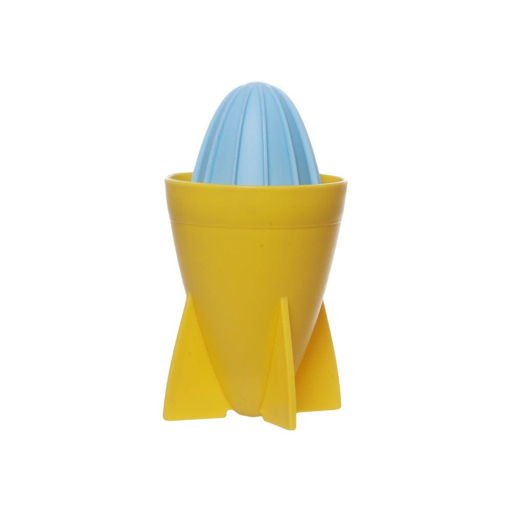 Žlutý odšťavňovač PT Kitchen Juicer Rocekt, 250ml