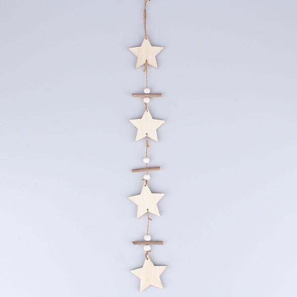 Girlanda s hvězdičkami Dakls
