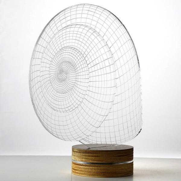 3D stolní lampa Snail