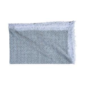 Zelená bavlněná deka Walra Yara, 130x170cm