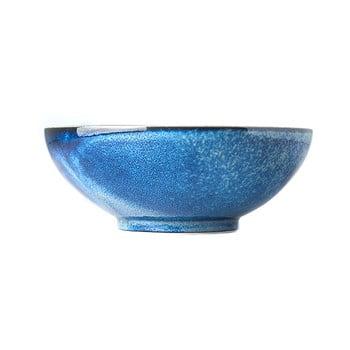 Bol din ceramică MIJ Indigo, ø21cm, albastru