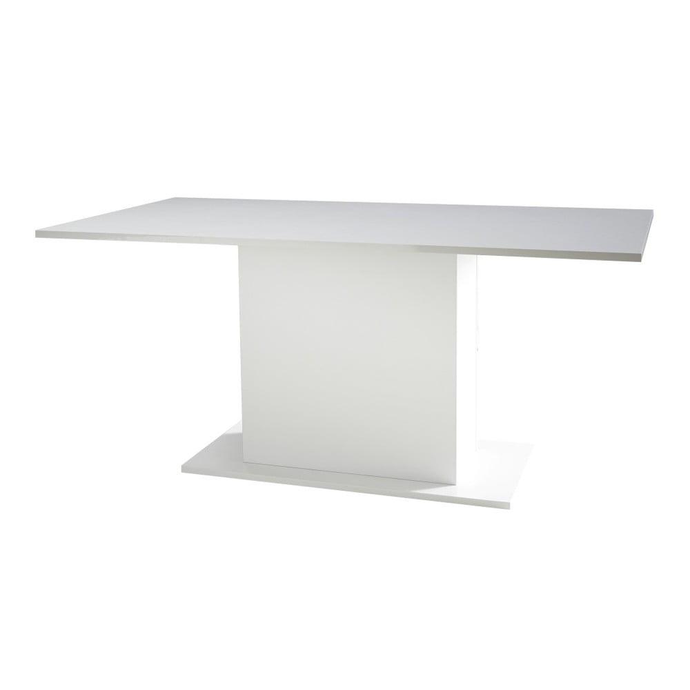 Bílý jídelní stůl Icy