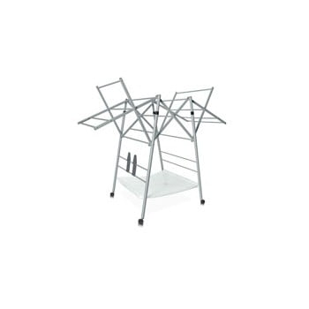 Uscător de rufe Addis Deluxe Superdry Airer Graphite Metallic imagine