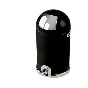 Odpadkový koš Capsule, 40 litrů, černý