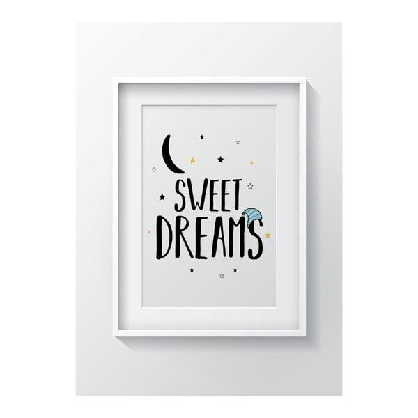 Tablou perete OYO Kids Sweet Dreams, 240 x 290 cm