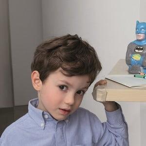 Bezpečnostní dětské zarážky na rohy Diamond Grandi 4 ks, transparentní
