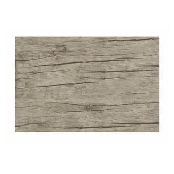 Suport din plastic pentru farfurie Tiseco Home Studio White Wood, 30x45cm de la Tiseco Home Studio