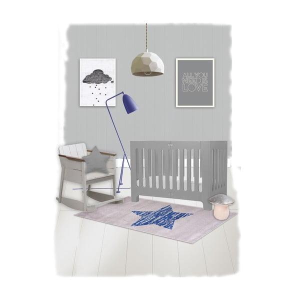 Covor pentru copii Nattiot Lucero, 80 x 150 cm