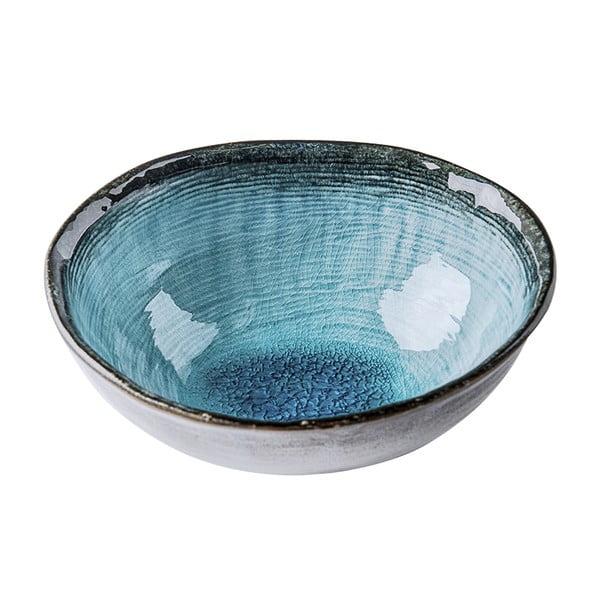 Niebieska miska ceramiczna MIJ Sky, ø 17 cm