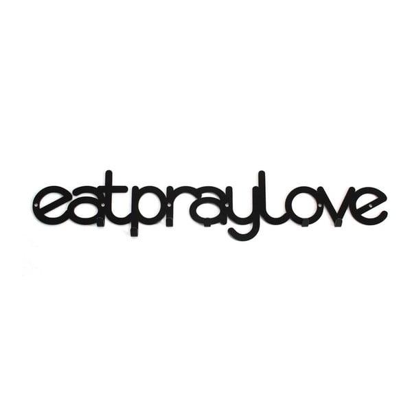 Věšák Eat Pray Love