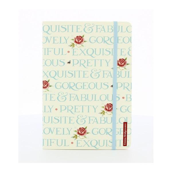 Sešit Blueprint Collections Exercise Gorgeous A5