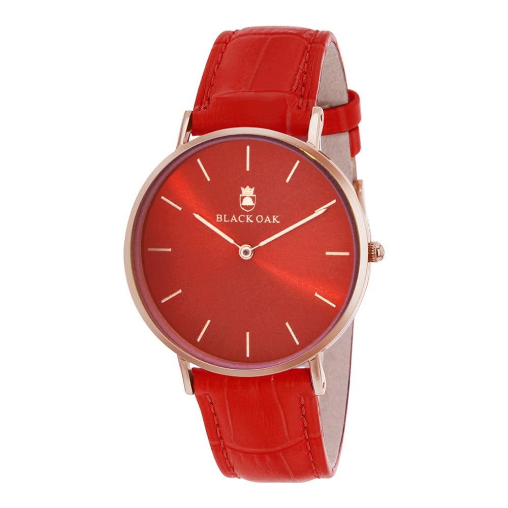 bf317d78f Červené dámské hodinky Black Oak Presca | Bonami