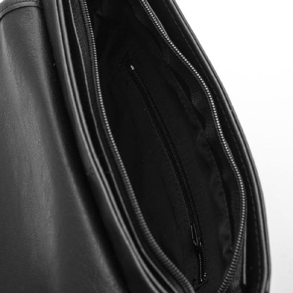 Taška přes rameno Solier S06 Black