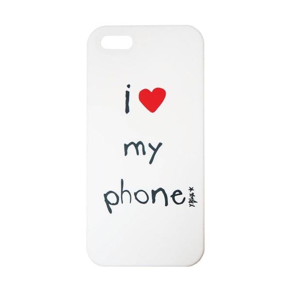 Kryt na iPhone 5 I Love My Phone