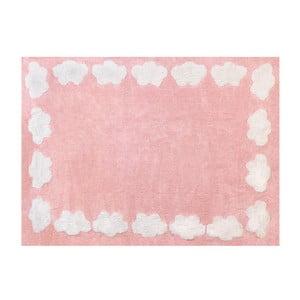 Koberec Nube 160x120 cm, růžový