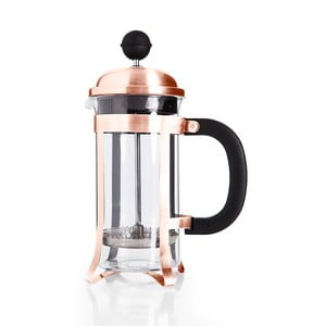 Světle měděný french press Bambum Taşev Holmes, 350 ml
