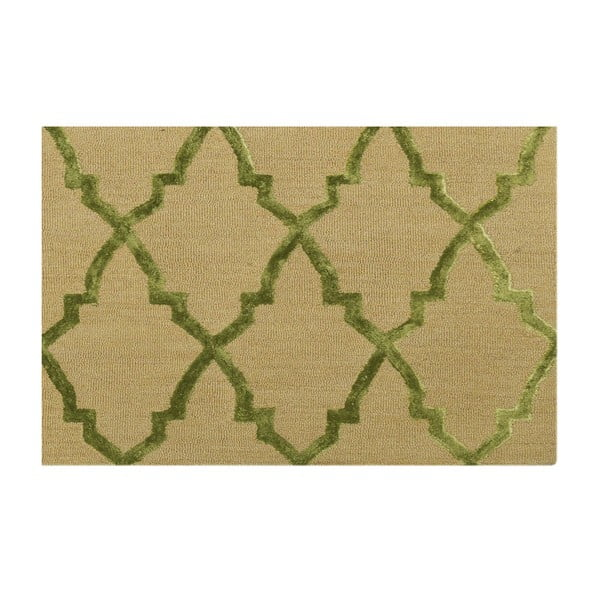 Vlněný koberec Kohinoor Soft, 153x244 cm