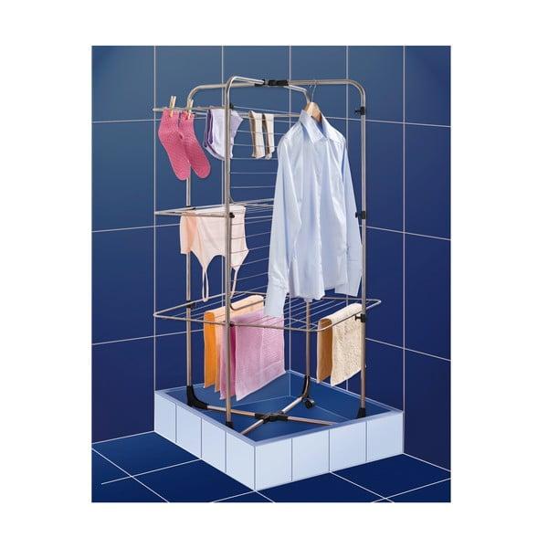 Tříposchoďový sušák na prádlo Wenko Laundry, 2600 cm délky na sušení