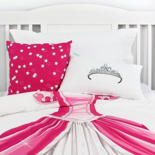 Bavlněný oboustranný povlak na polštář Baleno My Princess, 50x30cm