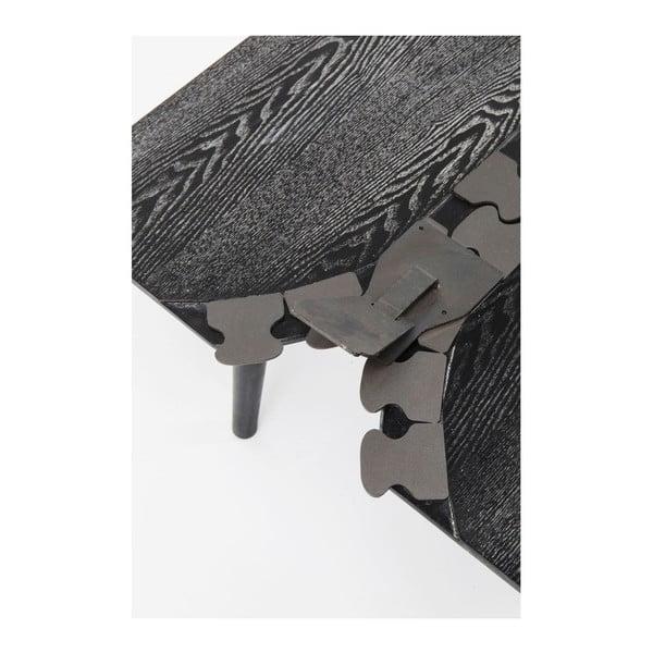 Konferenční stolek Kare Design Zipper, 122 x 60 cm