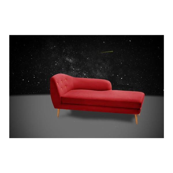 Lenoška Constellation Red se sedem na pravé straně