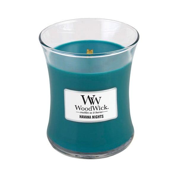 Vonná svíčka WoodWick Horká letní noc, 283g, 100 hodin