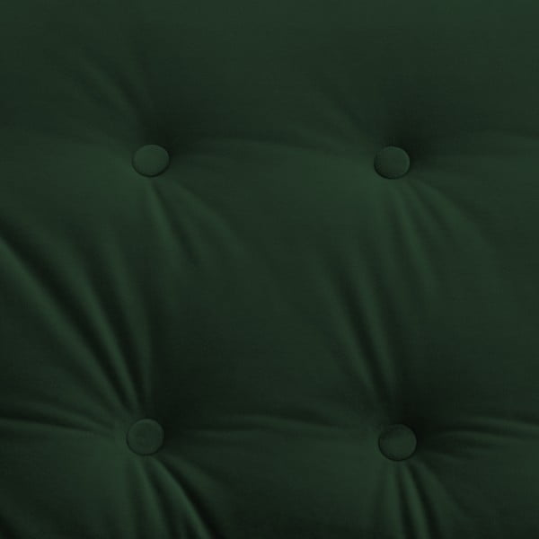 Fotoliu Vivonita Laurel Emerald, verde