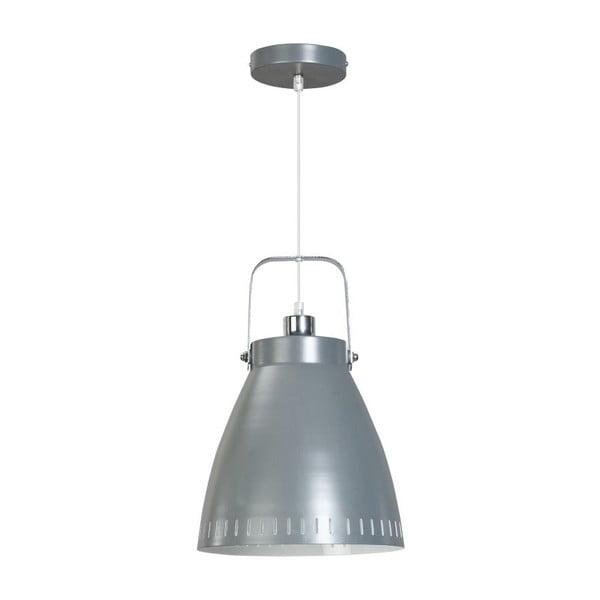 Šedé stropní svítidlo ETH Acate Industri