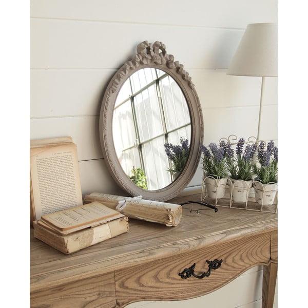 Zrcadlo Grey Antique, 37x50 cm