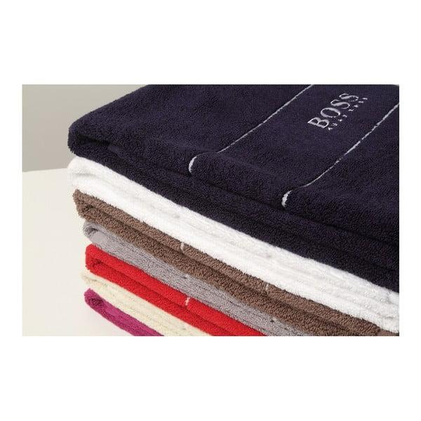 Ručník Hugo Boss Plain 70x140 cm, fialový