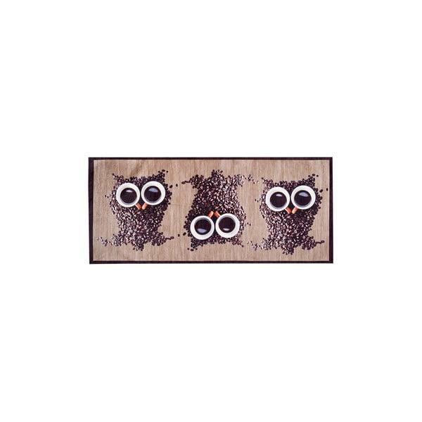 Gufocaffe rendkívül ellenálló konyhai szőnyeg, 60 x 150 cm - Floorita