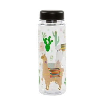 Sticlă pentru apă Sass & Belle Lima Llama
