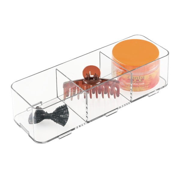 Organizator InterDesign Clarity Cosmetics