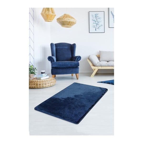 Ciemnoniebieski dywan Milano, 120x70 cm