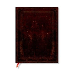 Nelinkovaný zápisník s měkkou vazbou Paperblanks Moroccan, 18x23cm
