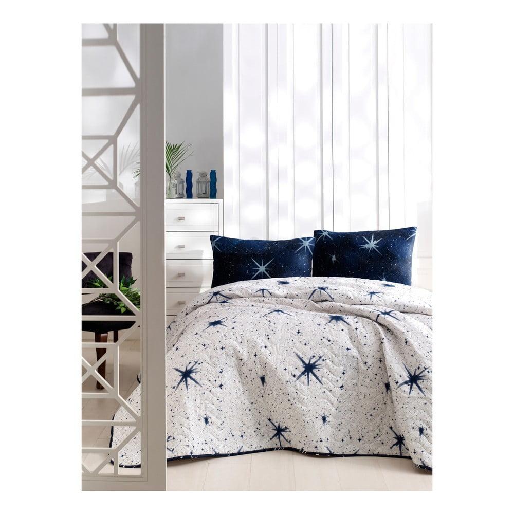 Set přehozu přes postel a povlaku na polštář Lura Misma, 160 x 220 cm