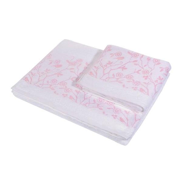 Sada 2ks ručníků Antenne Blanc