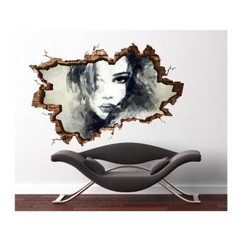 Autocolant de perete 3D Art Sien, 135 x 90 cm