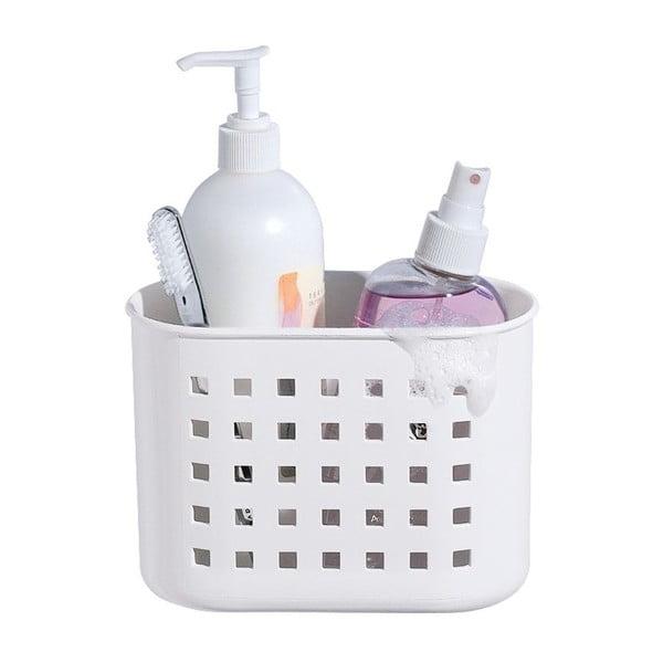 Mini Shower fehér öntapadós kosár - iDesign