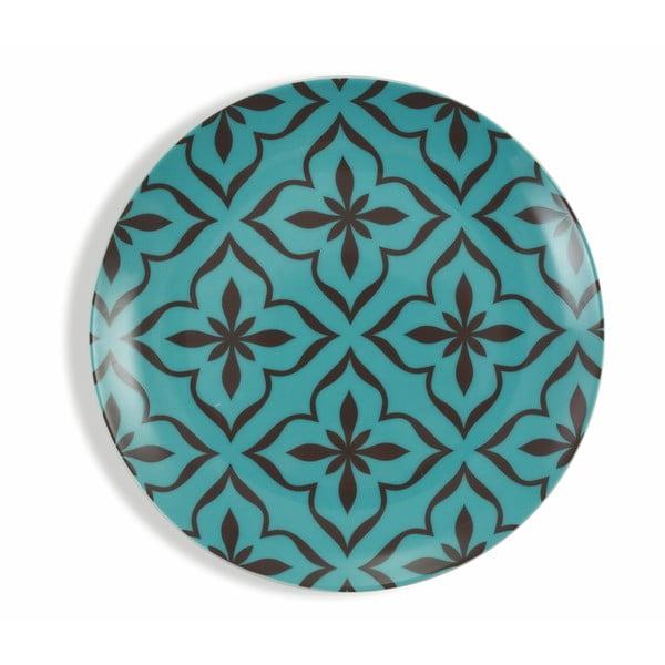 18dílná sada nádobí z porcelánu a kameniny Villa d'Este Glamour