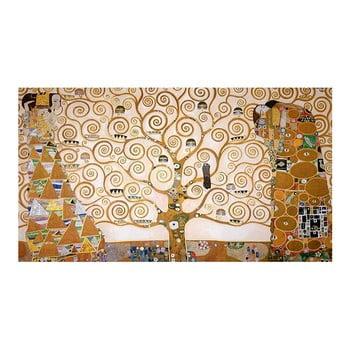 Reproducere tablou Gustav Klimt – Tree of Life, 90 x 50 cm de la Fedkolor