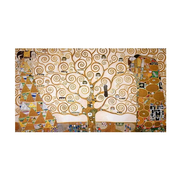 Tree of Life másolat, 90 x 50 cm - Gustav Klimt