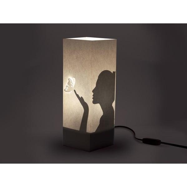 Stolní lampa Woman